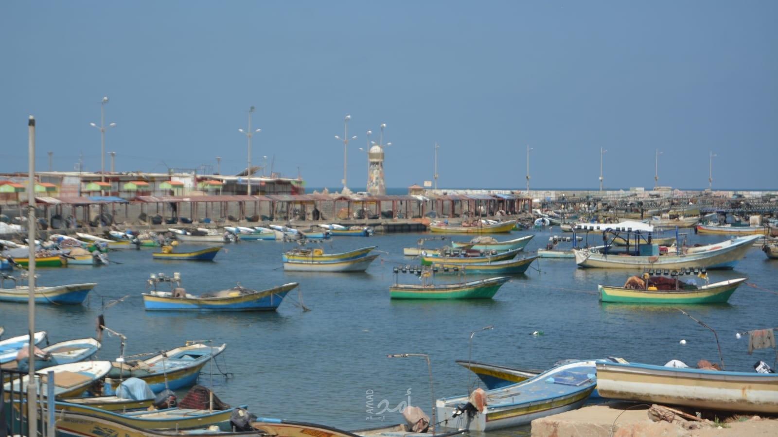 حكومة الاحتلال تقرر توسيع مساحة الصيد..وادخال بضائع الى غزة