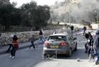 شبان يرشقون مستوطنين بالحجارة جنوب بيت لحم
