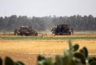 توغل محدود لجرافات جيش الاحتلال شرق خانيونس