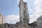 """غزة: مجلس سكان """"البرج الايطالي"""" يدعون لوقفة احتجاجية"""