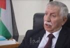 التميمي يناشد العالم لوقف المحرقة الإسرائيلية في قطاع غزة