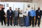قلقيلية: تكريم المبادرين في جائزة الإنجاز والتميز 2020