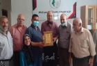 غزة: الشخصيات الفلسطينية المستقلة تكرم الاتحاد العام لذوي الإعاقة