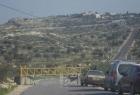 قوات الاحتلال تغلق حاجز شوفة العسكري جنوب طولكرم