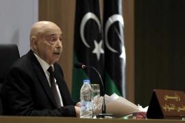 عقيلة صالح يحدد موعد التصويت على منح الثقة للحكومة الليبية الجديدة