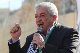 العالول: لا يمكن استمرار الوضع الراهن ولدينا خيارات بديلة عن الاتفاقات مع إسرائيل