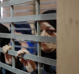 """""""نضال المرأة"""" تدعو لأوسع حملة للافراج عن الأسيرات وتؤكد ضرورة تعزيز حقوق المرأة الفلسطينية"""