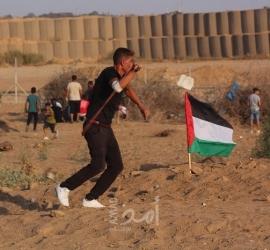 غزة: إصابة شاب برصاص قوات الاحتلال شرق خزاعة