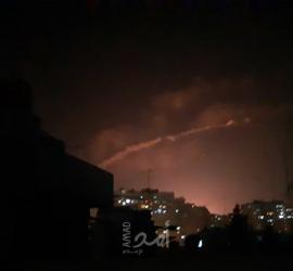 الدفاع الروسية: الدفاع الجوي السوري أسقط جميع الصواريخ الإسرائيلية