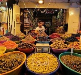 أسعار الخضروات واللحوم في أسواق غزة السبت