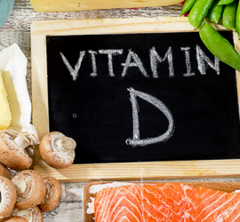 """أطعمة يجب أن تأكلها في الخريف لتجنب نقص """"فيتامين د"""""""