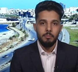 """فقدان الاتصال بمراسل الغد""""زياد الورفلي"""" في طرابلس"""