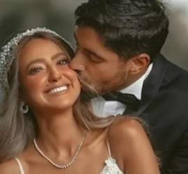 الفنانة هند عبد الحليم تروي كواليس زواجها.. فيديو