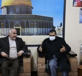 المدهون ووكيل تنمية حماس يؤكدان على التعاون والاستمرار في مكافحة ظاهرة التسول