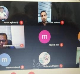 منتدى الإعلاميين ينظم وقفة تضامنية مع الصحفيين الأسرى بسجون الاحتلال