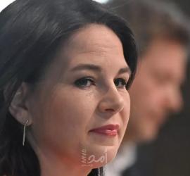 حزب الخضر يرشّح رئيسته المشاركة أنالينا بيربوك لخلافة ميركل