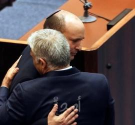 """إعلام عبري: تحديد أعضاء المجلس الوزاري المصغر """"الكابينت"""""""