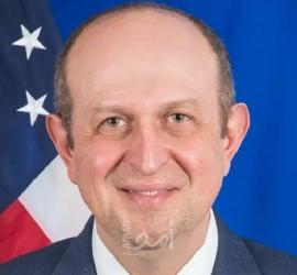 مصادر: ترشيح هادي عمرو لمنصب القنصل العام الأمريكي في القدس الشرقية