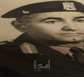 رحيل اللواء المتقاعد أحمد حسين صرصور
