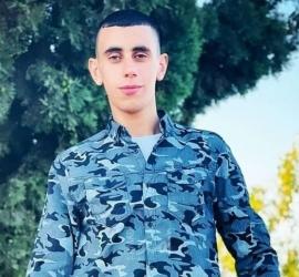 استشهاد شاب برصاص قوات الاحتلال في الخليل