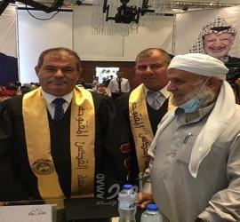 المجلس العلمي يشارك في الحفل المركزي لتكريم أوائل الخريجين الذي تنظمه جامعة القدس