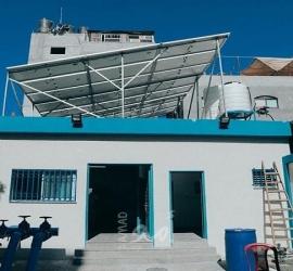 خلال يوليو .. بلدية جباليا النزلة تضخ 1.2 مليون كوب مياه لمنازل المواطنين