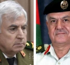 في زيارة مفاجئة.. وزير الدفاع السوري في الأردن لبحث أمن الحدود