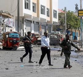 انفجار قرب القصر الرئاسي في الصومال وأنباء عن سقوط ضحايا