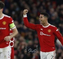 رونالدو يقود مانشستر يونايتد لقلب الطاولة على أتلانتا في دوري الأبطال - فيديو