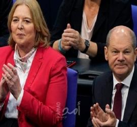 انتخاب السياسية بيربل باس عن الحزب الاشتراكي الديمقراطي رئيسة للبرلمان الألماني