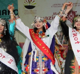 المغرب يشارك في مسابقة ملكة جمال الكون في إسرائيل