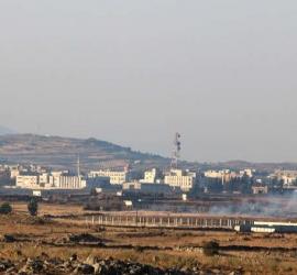 غارات إسرائيلية على أهداف في القنيطرة بالجولان السورية