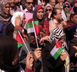 فدا: اليوم الوطني للمرأة الفلسطينية مناسبة للتأكيد على الدور الذي تلعبه في المسيرة النضالية