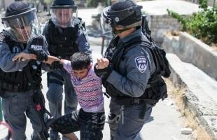 تقرير: شهادات قاسية لأسرى أطفال تعرضوا للتنكيل خلال الاعتقال والاستجواب