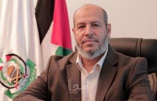 الحية يحمل إسرائيل مسؤولية تدهور الأوضاع بغزة بعد تراجعه وتلكئه في تنفيذ التفاهمات