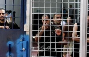 معركة الوحدة والإرداة.. 29 أسيرًا يواصلون الإضراب عن الطعام في السجون الإسرائيلية