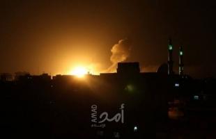 """الانفجارات التي تسمع شرق غزة ناتجة عن """"البالونات المفخخة"""""""