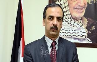 الحايك يدعو الفصائل الفلسطينية لموقف وطني موحد وإنجاح لقاءات القاهرة