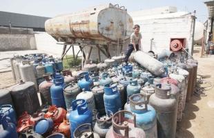 الدفاع المدني: لن نسمح بوجود نقاط عشوائية لتعبئة الغاز قرب المنازل بغزة
