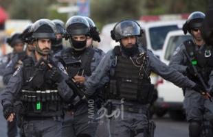 الشرطة الإسرائيلية تطلق النار على سيارة بالقدس الشرقية
