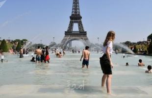 فرنسا ترفع الإنذار إلى المستوى الأحمر نتيجة موجة حر شديد تضرب البلاد