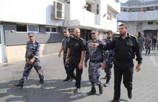 أمن حماس الداخلي في غزة يستلم حماية مشفى الشفاء بديلا الشرطة