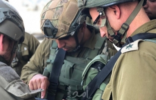 قوات الاحتلال تخطر بإزالة غرفة شمال طوباس