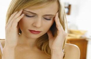 أهم العلاجات المنزلية للصداع