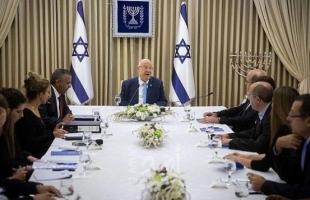 إسرائيل: تواصل المشاورات النيابية لتشكيل الحكومة
