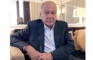 أبو الغيط يحذر من خطورة ضم إسرائيل للأراضي الفلسطينية المحتلة
