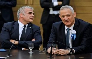 غانتس يتفق مع لابيد ويمنحه الموافقة لتشكيل الحكومة الإسرائيلية