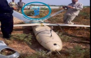 مواقع إيرانية: تحطم طائرة مسيرة نتيجة سقوطها