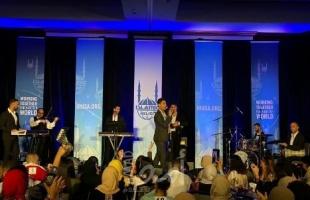 محمد عساف ينهي جولته الفنية الخيرية في الولايات المتحدة الأمريكية
