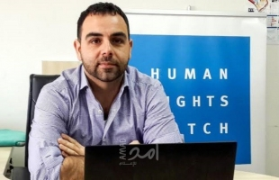 """مدير """"هيومن رايتس ووتش"""": ليس هناك ضوابط في إسرائيل تمنع استهداف مؤسسات حقوق الانسان"""